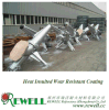 Heat Insulated Wear Resistant Coating