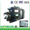 PLC Control PVC Film Printing Machine with Ceramic Roller