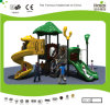 Kaiqi Small Forest Themed Children Playground with Slides (KQ20015A)