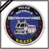 Police Nationale Embroidery Badge for Garment Uniform (BYH-11075)
