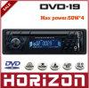 Car Audio DVD 19 Music Player in Cars (DVD), Amfm Radio with 30 Preset Radio Stations (18FM, 12AM), Car CD Player