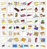Montessori Materials and Wooden Toy Full Sets