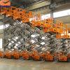Electric Lift in Scissor Structure 8m