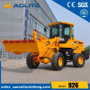 Small Front Articulated Wheel Loader