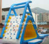 High Quality Inflatable Water Slide Inflatable Floating Slide on Water