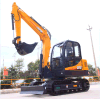 China Cheap Carter CT60-8A /B 0.2cbm Mini Excavator Prices for Sale
