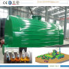 Fully Continuous Pyrolysis Oil to Diesel Oil Refinery Plant
