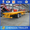 20ft 2 Axle Container Trailer for Shipping Container