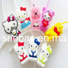 Animal Shape 3D Silicone Hand Sanitizer Holder for 1fl Oz/29ml Antibacterial Sanitizer Bottle