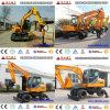 China Supply 6t 8t 12t 15t Wheel Excavator, 4X4wd 6t Best Quality Cheap Price Excavators