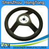 Black Steering Wheel for Recreation Facility