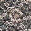 Metallic Yarn Lace Fabric (CY-LW0212)