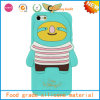 Cartoon Silicone Case for iPhone 5, Silicone Case for iPhone (A9-488)