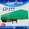 China Manufacturer Cheap 60t /70t/ 80t Van Type Semi Trailer