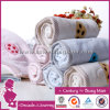100% Cotton Velvet Pile Embroidered Face Towel