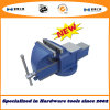 Kt125g Quick-Release Bench Vise Fixed with Anvil Type