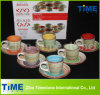 Cheap Ceramic Tea Cup and Saucer Wholesale