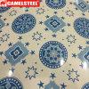 Flower Designs of Color Coated Steel Coils/Global Supplier