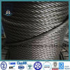 Ungalvanized and Galvanized Steel Wire Rope 6X37+Iwr