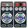 "Dual 6 "" Tower Active Speaker Designed Professionally with Bluetooth"