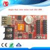 Outdoor Used Control Card HD-U6a for P10 Single and Dual Color