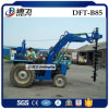 Tractor Mounted Pile Driver Machine, Ground Drilling Rig for Sale