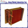 Copper Tube Copper Fin Refrigeration Evaporator