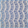 Fashion Tasseles Cotton African Lace Fabric (6227)