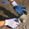 Nmsafety Finger and Palm Dipped Latex Safety Glove