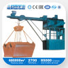 Lz Type 3-5t Single Beam Grab Crane with Operation Room