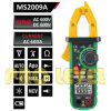 Digital AC and DC Clamp Meter (MS2009A)