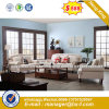 Italy Design Classic Wooden Office Furniture Leather Office Sofa (HX-SN8083)