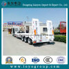 High Quality 3 Axles Low Bed Semi Trailer