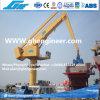 Balance Crane Libharr-Style Pillar Fixed Jib Boom Hydraulic Crane