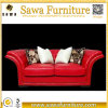 High-End Leisure Leather Couch Lay Sitting Room Sofa Chair