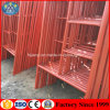 Hot DIP Painted Powder Coated Frame Ladder Scaffolding