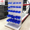 Hanging Plastic Bins Tool Back Panel Accessories Display Shelf