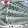 Galvanized Steel Tube as Per BS1387 Light Thickness