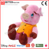 Plush Soft Cuddle Stuffed Animal Pig Toy for Baby Kids/Children
