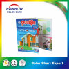 Emulison Color Chart with Offset Printing Services
