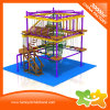 Multifunctional Indoor Fitness Play Equipment for Children