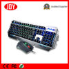 No-Conflict Mechanical Gaming USB Mouse Combo Set