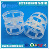 PP, PE, PVC, PVDF Pall Ring for Tower Packing