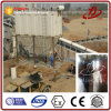 Industrial Dust System Pulse Bag Ash Dust Removal