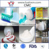 CMC HV/LV Toothpaste Grade Sodium Carboxymethyl Cellulose