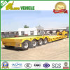 Four Axles 80tons Lowboy Truck Trailer