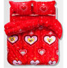 2017 New Design OEM Red Baby Bedding Gift Set