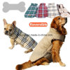 Unisex Windproof Reversible Dog Jacket for Winter