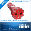 DHD380 High Air Pressure DTH Hammer Bits for Quarrying