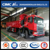 325HP-420HP JAC 8*4 Dump Truck with Euro 2/3/4 Emission
